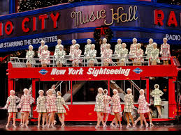 Radio City Music Hall Floor Plan by Christmas At Radio City Music Hall And Ny City