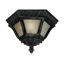 Ceiling Mounted Outdoor Flood Lights Ceiling Mounted Outdoor Light 2 Light Bronze Outdoor Ceiling