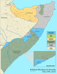 Map Of Somalia Somalia Maps