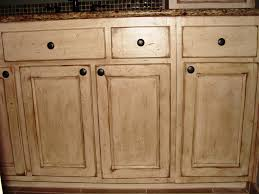faux finish cabinets
