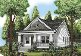 Craftsman Cabin by Craftsman Style House Plans 966 Square Foot Home 1 Story 2