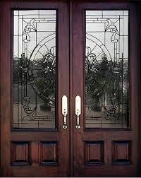 wood and glass exterior doors super doors u0026 windows leaded glass entry doors and bath windows