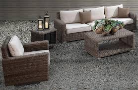sunset west patio furniture attractive 3 pc coronado wicker outdoor