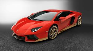 lamborghini gold lamborghini special edition is gold red and all over car pro