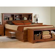 King Platform Bed Plans With Drawers by 18 Best Beds With Bookcase Headboards Images On Pinterest