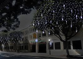 dekra lite snowfall lighting dekra lite commercial