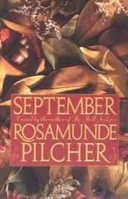 rosamunde pilcher books september by rosamund pilcher reads september