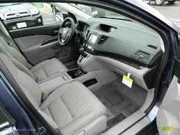 2014 Honda Cr V Ex Interior 2012 Twilight Blue Metallic Honda Cr V Ex L 60445259 Photo 18
