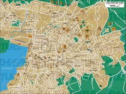 Map Cuba Geoatlas City Maps Santiago De Cuba Map City Illustrator