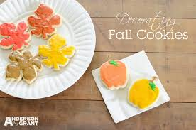 pillsbury halloween sugar cookies anderson grant decorating fall cookies