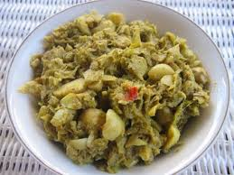 chataigne cuisine curry chataigne simply trini cooking