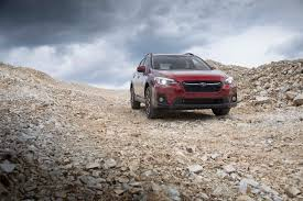 subaru outback 2018 grey 2018 subaru crosstrek first drive review automobile magazine