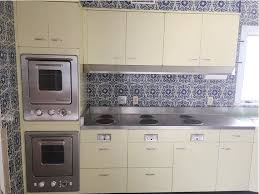 stainless steel kitchen appliances were stainless steel appliances use in vintage midcentury kitchens
