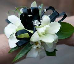 corsage and boutonniere for homecoming prom flowers corsages boutonnieres marco island