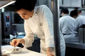 la cuisine des chefs le métier de chef de cuisine est il fait vraiment pour les femmes