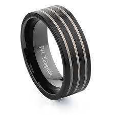 jvl wedding bands jvl jewelry tungsten wedding band rings
