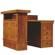 important frank lloyd wright usonian desk from the levin house at