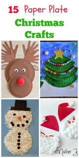 best 25 christmas crafts paper plates ideas on pinterest kids