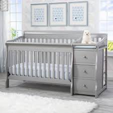 4 In 1 Crib With Changing Table Delta Children Princeton Junction 4 In Crib And Changer Combo