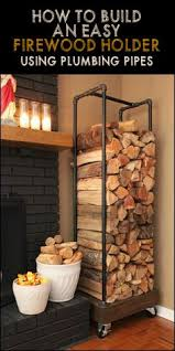 Outdoor Firewood Storage Rack Plans by Free Firewood Rack Plan Easy To Build For Under 30 Holds 3 4