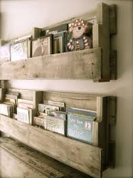 40 diy rustic wood shelves you can build yourself rustic wood