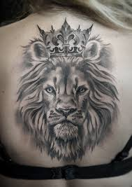 download lion tattoo back shoulder danielhuscroft com