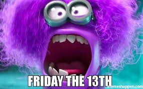 Friday The 13th Memes - friday the 13th meme purple minion 49004 memeshappen