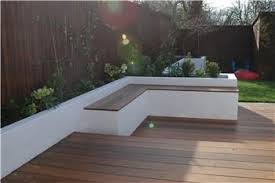 Family Garden Design Ideas Boarder With Seating Wonder If I Can Do This With Brick That