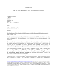example letter of termination amitdhull co