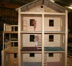 De Plan Barbie Doll Furniture by Homemade Barbie House My Friend Told Me About A Small Family