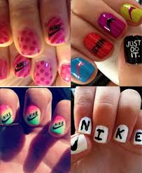 nike nails nails pinterest nike nails pretty nails and