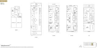 Cluster House Plans Jazz Residences