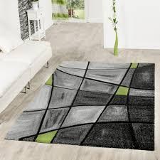 moderne teppiche f r wohnzimmer ideen geräumiges wohnzimmer schwarz grun 79 cool moderne