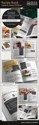 recipe book template 6x9in by sthalassinos graphicriver