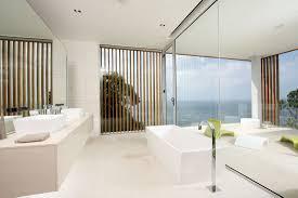 white luxury bathroom interior design ewdinteriors