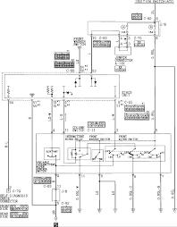 wiring diagram for nissan vanette