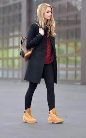 womens boots to wear with dresses tips how to wear timberland boots in tune with the trends of today