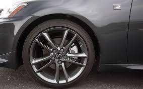 2010 lexus is 250 tires 2011 lexus is 250 f sport test motor trend