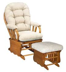 Wooden Rocking Chair For Nursery Wood Glider Rocking Chair