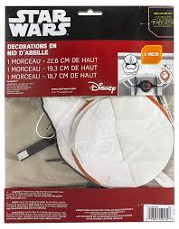 Decoration Pour Camping Car Amazon Com Amscan Star Wars Episode Vll Honeycomb Decorations