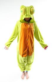 chameleon onesie chameleon jumpsuit kigurumi costume 4kigurumi