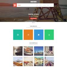 download layout html5 css3 template 406 flex