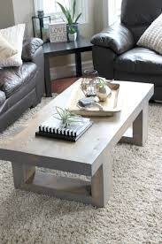 Living Room Furniture Tables Modern Coffee Table Build Plans Industrial Coffee And Modern