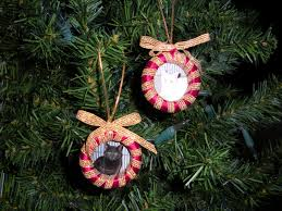 Homemade Christmas Ornaments Famed Peppermint Candy Ornament Handmade Ornaments Handmade