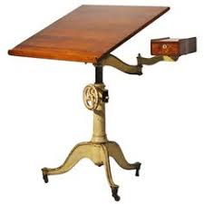 Antique Drafting Table Parts Antique American Drafting Or Drawing Table Traditional Desks