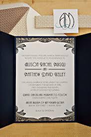 Art Deco Wedding Art Deco Texas Wedding Ruffled