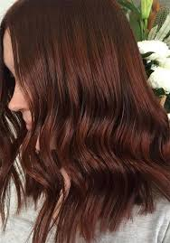 Light Burgundy Hair 100 Badass Red Hair Colors Auburn Cherry Copper Burgundy Hair