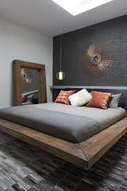 Platform Bed Wood 35 Masculine Bedroom Furniture Ideas That Inspire Digsdigs