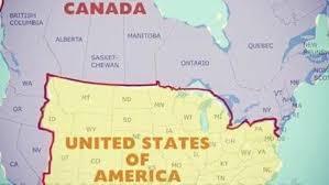 map of oregon nevada canadians offer protesters in washington oregon california
