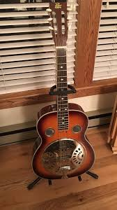 letgo square neck rogue dobro resonator guitar in burlington vt